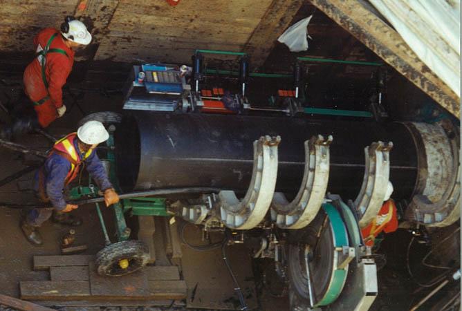 32 HDPE sliplinning water main crp products 1