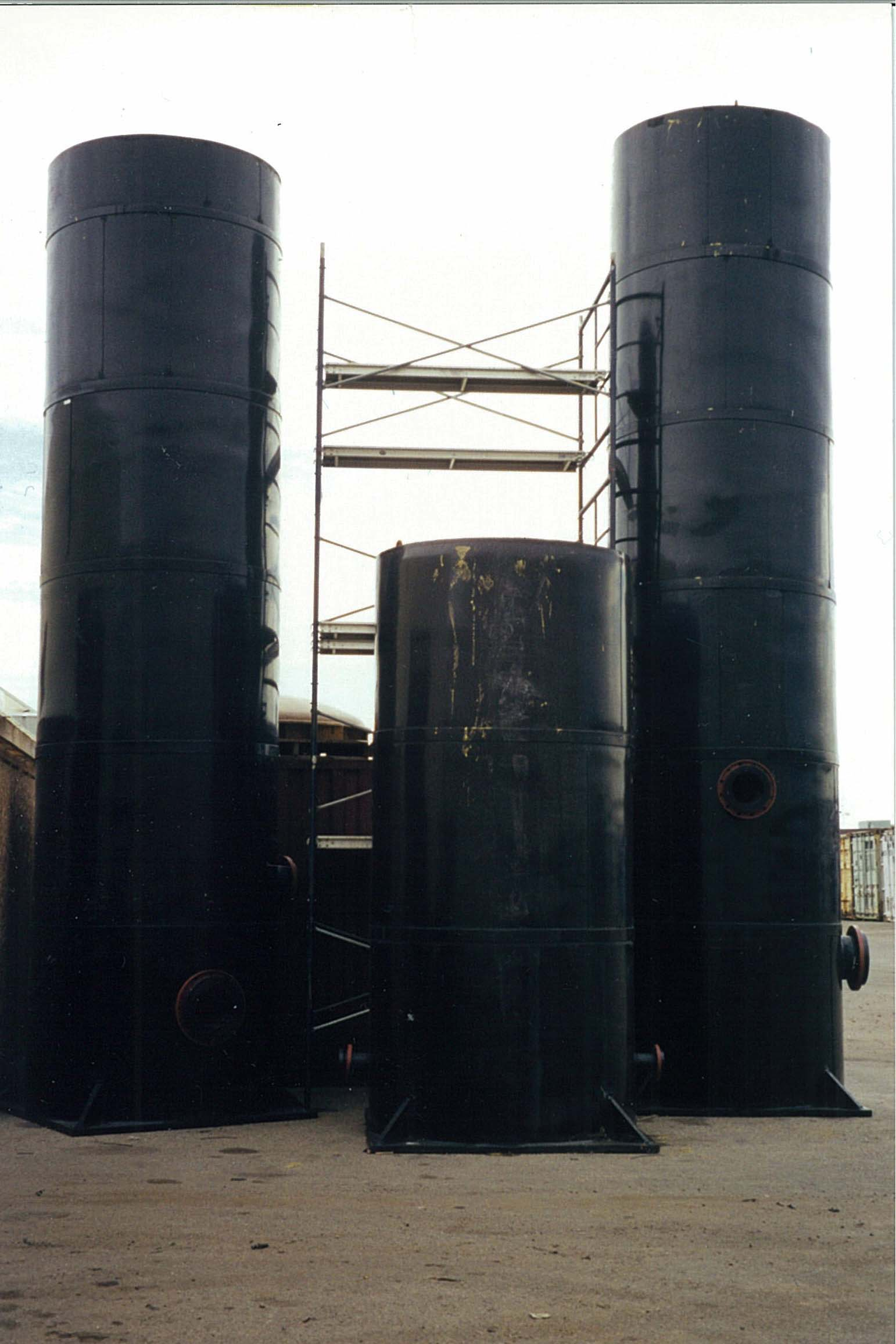 HDPE Manways (insulated)