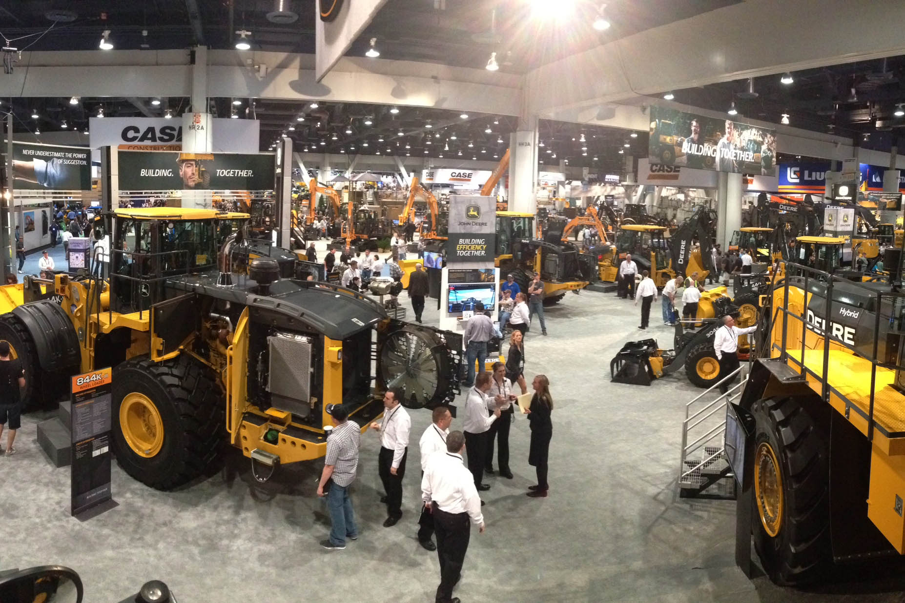 CRP attends Conexpo Vegas Conference